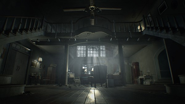Resident Evil 7: Biohazard скриншот