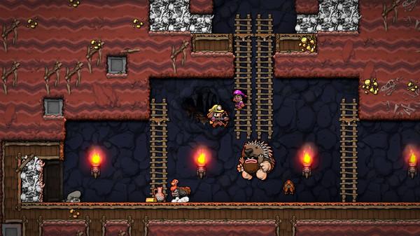 Скриншот №4 к Spelunky 2