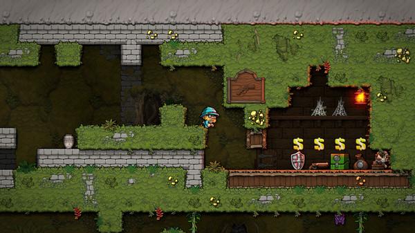 Скриншот №2 к Spelunky 2