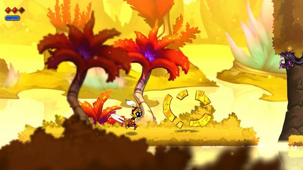 Скриншот №7 к Pankapu