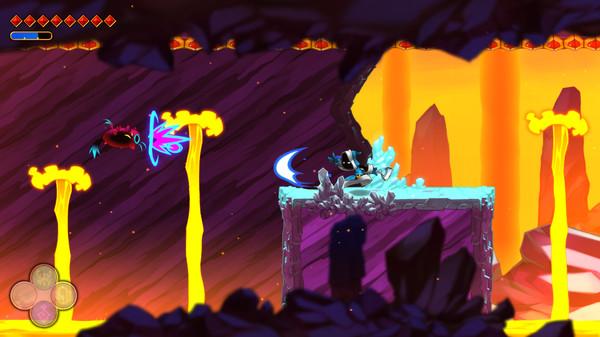 Скриншот №1 к Pankapu