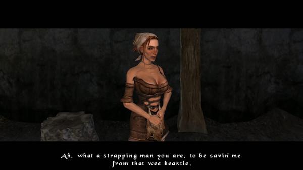 The Bard's Tale скриншот