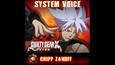 GGXrd System Voice - CHIPP ZANUFF (DLC)
