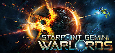Starpoint Gemini Warlords Cover Image