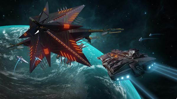 Скриншот №1 к Starpoint Gemini Warlords