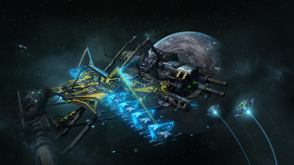 Скриншот №9 к Starpoint Gemini Warlords