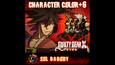 GGXrd Extra Color Palettes - SOL BADGUY (DLC)