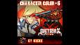 GGXrd Extra Color Palettes - KY KISKE (DLC)