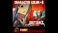 GGXrd Extra Color Palettes - FAUST (DLC)