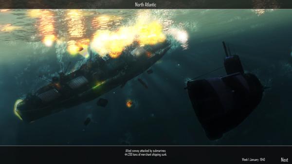 Screenshot of Atlantic Fleet