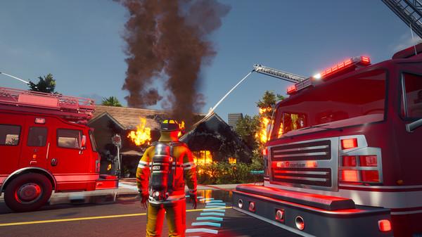 Скриншот №4 к Firefighting Simulator - The Squad