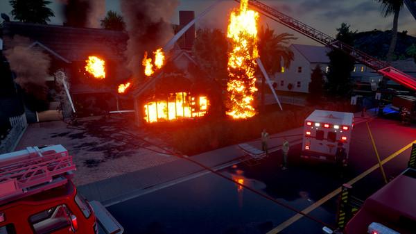 Скриншот №3 к Firefighting Simulator - The Squad