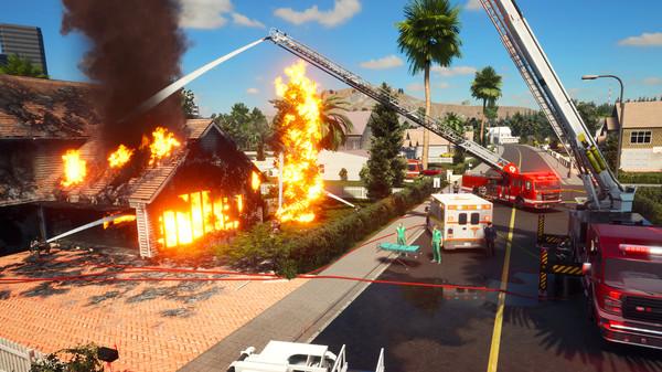 Скриншот №13 к Firefighting Simulator - The Squad
