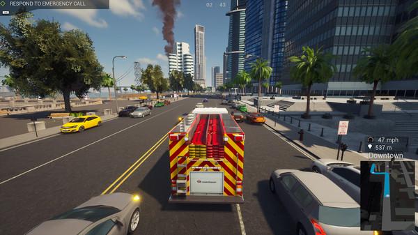 Скриншот №7 к Firefighting Simulator - The Squad