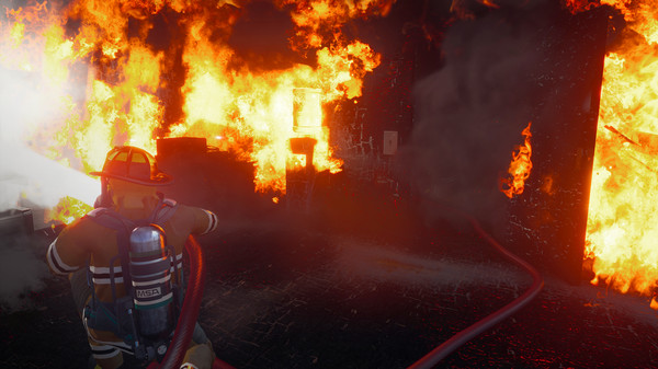Скриншот №11 к Firefighting Simulator - The Squad