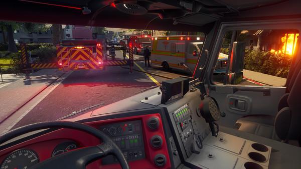 Скриншот №6 к Firefighting Simulator - The Squad
