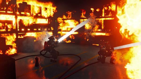 Скриншот №14 к Firefighting Simulator - The Squad