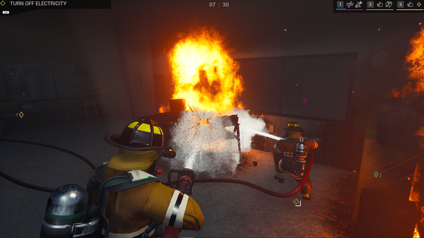 Скриншот №10 к Firefighting Simulator - The Squad