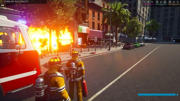 Скриншот №5 к Firefighting Simulator - The Squad