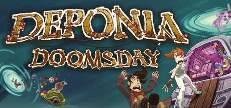 Deponia Doomsday Cover Image