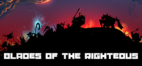 Blades of the Righteous Cover Image