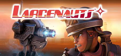 Larcenauts Cover Image
