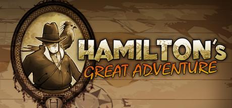 Game Banner Hamilton's Great Adventure