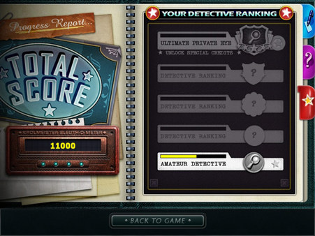 Nancy Drew Dossier: Resorting to Danger! screenshot