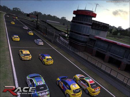 скриншот RACE - The WTCC Game 1