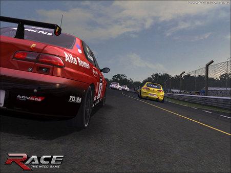 скриншот RACE - The WTCC Game 3