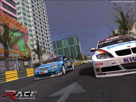 скриншот RACE - The WTCC Game 4