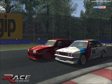 скриншот RACE - The WTCC Game 0
