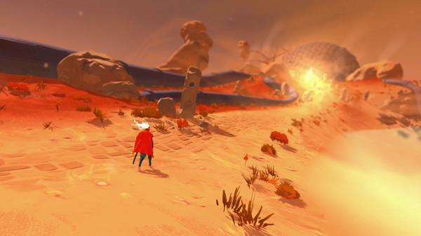 Скриншот №3 к Furi