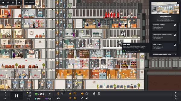Скриншот №3 к Project Highrise