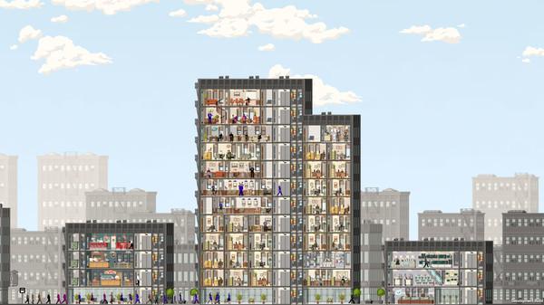 Скриншот №1 к Project Highrise