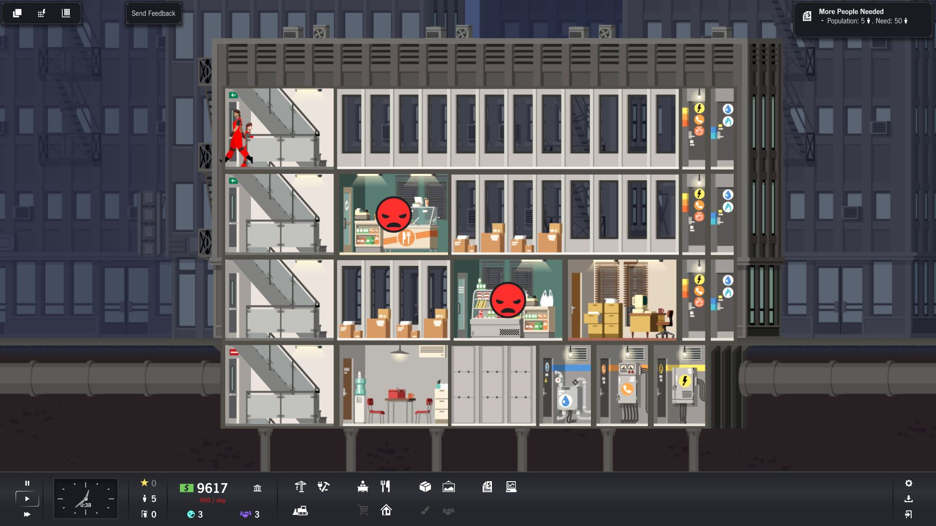 Project Highrise Screenshot 1