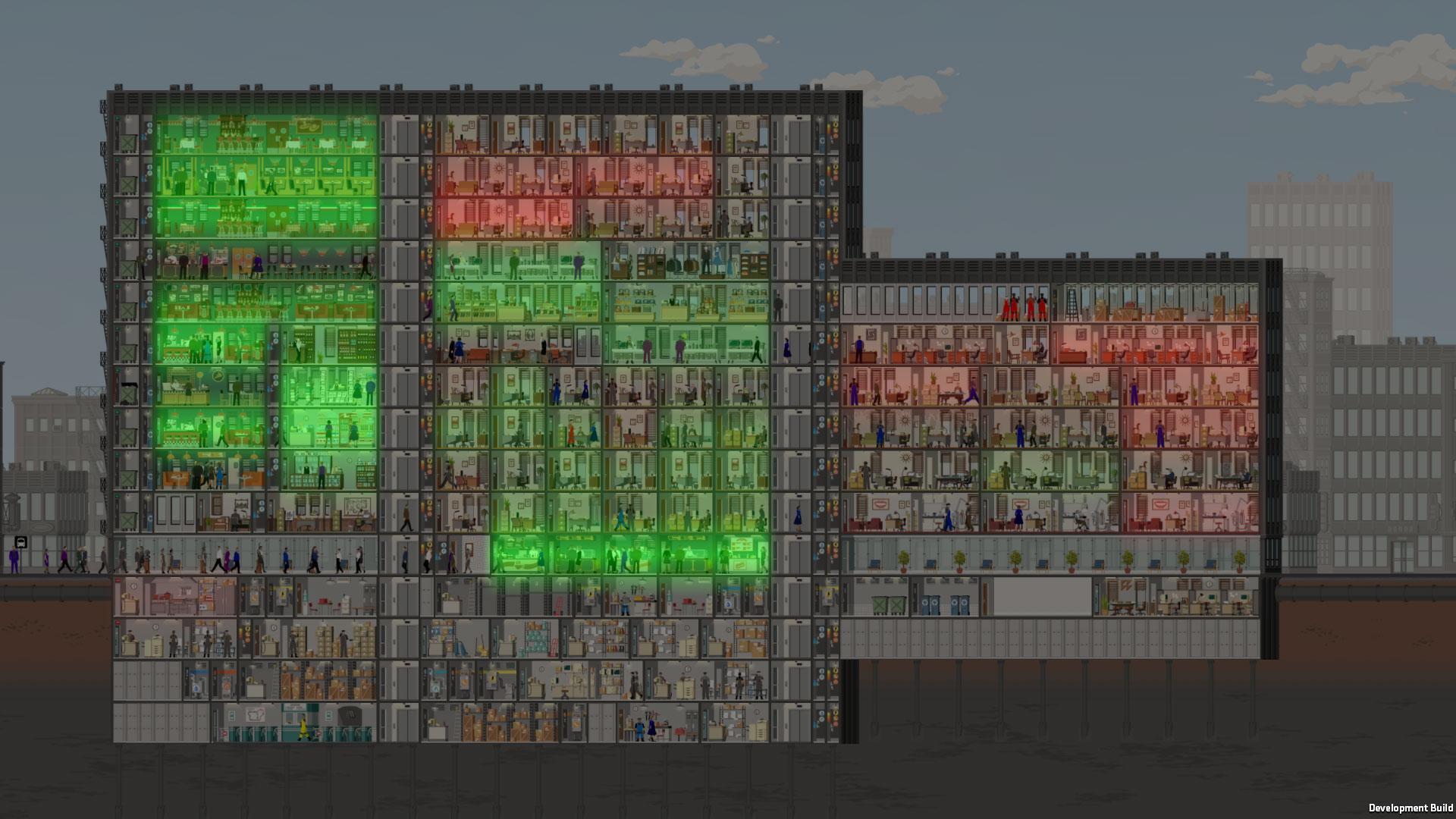 Project Highrise Screenshot 2