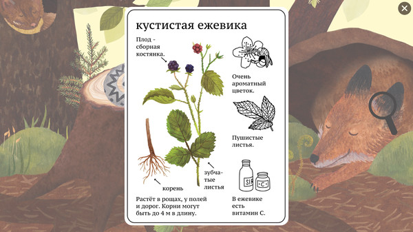 Скриншот №2 к Мышкина Энциклопедия