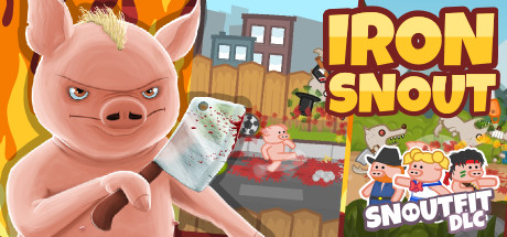 Iron Snout Cover Image