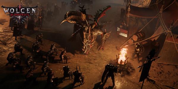 Скриншот №9 к Wolcen Lords of Mayhem