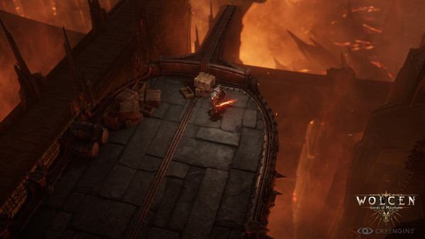 Скриншот №11 к Wolcen Lords of Mayhem