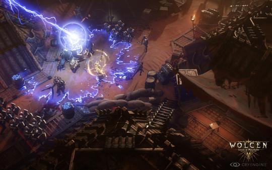 Скриншот №24 к Wolcen Lords of Mayhem