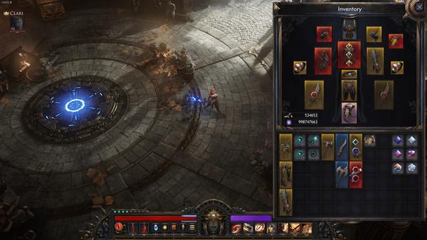 Скриншот №10 к Wolcen Lords of Mayhem