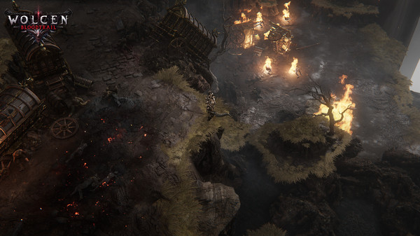 Скриншот №18 к Wolcen Lords of Mayhem