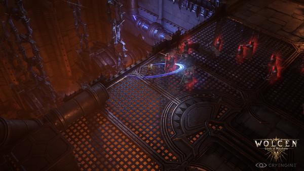 Скриншот №28 к Wolcen Lords of Mayhem