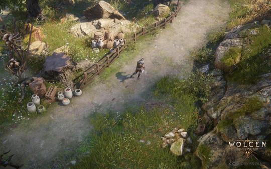 Скриншот №13 к Wolcen Lords of Mayhem