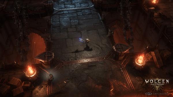 Скриншот №22 к Wolcen Lords of Mayhem