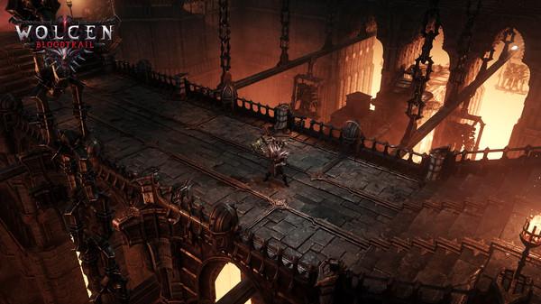 Скриншот №4 к Wolcen Lords of Mayhem