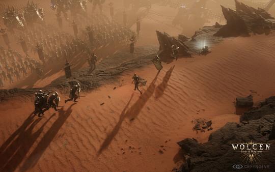 Скриншот №21 к Wolcen Lords of Mayhem