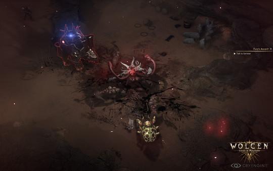 Скриншот №17 к Wolcen Lords of Mayhem